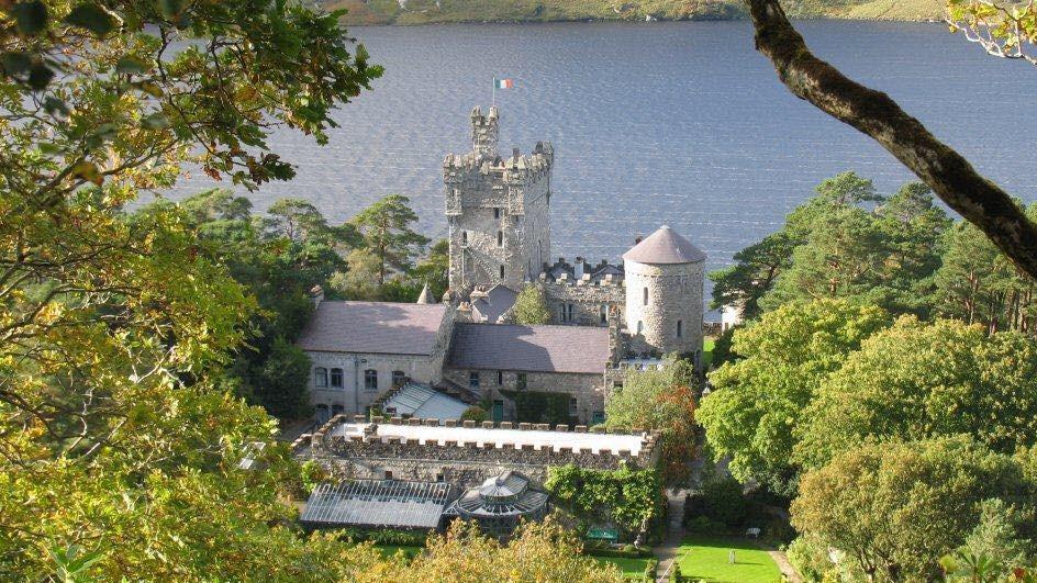 Glenveagh Castle Donegal